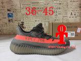 2017 nuevos originales Kanye Yeezy Oeste 350 zapatos corrientes del aumento V2 para las mujeres de los hombres de las ventas al por mayor Sply-350 Yeezys barato calza el envío libre de la gota de los zapatos