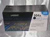 Cartuccia di toner originale di LaserJet di colore nero per l'HP 504A CE250A