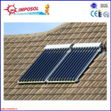 Sistema de alta calidad solar de la fractura de energía del calentador de agua del colector
