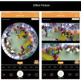 탄알 IP 사진기 CCTV 사진기 Xhc-X02