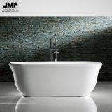 """66.9 """"independiente bañera de baño blanco ovalado de remojo de acrílico (2026)"""