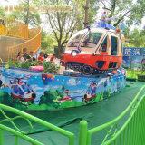 Equipos de juego infantil Parque avión giratorio Paseos Paseos en avión Auto