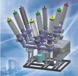 Sf6 Geïsoleerdb die Gas uit Stroomonderbreker wordt samengesteld