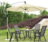 Ombrello di Cantiliver dell'ombrello del patio con il baldacchino del poliestere di quattro stili