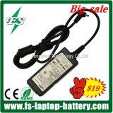 Оригинальный новый запасной адаптер переменного тока для Samsung 19V 2.1A 40W