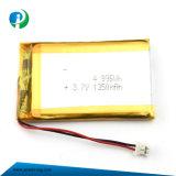 3.7V 1350mAh Li-ion del polímero Batería