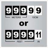 Rueda de medición TM-04D