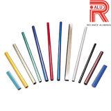 Les profils en aluminium/aluminium extrudé pour tuyau de couleur/tube