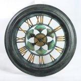 Часы металла стены Customed фабрики Китая
