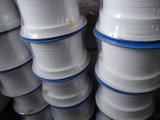 Hete het Verzegelen Zuivere TeflonVerpakking PTFE zonder Olie