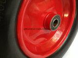 Rotella della gomma piuma dell'unità di elaborazione un pneumatico da 16 pollici per la riga della barra del carrello del carrello