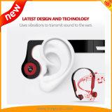 De slimme Hoofdtelefoon van de Beengeleiding met V4.2 Draadloze Stereo Correcte Hoofdtelefoon Bluetooth
