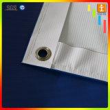 Bandera al aire libre del vinilo de la bandera de la bandera de encargo del PVC (TJ-0056)