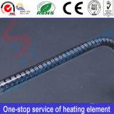 Calefator de quartzo da tubulação de aquecimento da fibra do carbono da forma de U