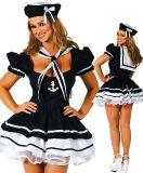 Slijtage van de Club van de Lingerie van kostuums de Sexy (QY567)