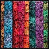 Шнурок гипюра Multicolor универсального шнурка гипюра химически