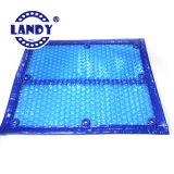 L'énergie solaire et thermique des capots - La rétention de chaleur Landy couvre