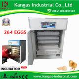 Ce a approuvé la nouvelle machine de l'éclosion des oeufs pour usage industriel incubateur d'oeufs