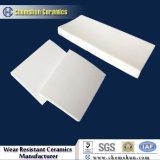 Плитка высокого глинозема Chemshun керамическая износоустойчивая как плитка Trelleborg износоустойчивая керамическая