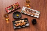 """100% Dinnerware Melamina-""""Outono Grass""""Series Placa Sushi de melamina/Louça de alta qualidade (AGA15)"""