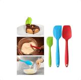2017 Рождество выпечки инструменты кухонные скребок шпатель силиконовый Bakeware деревянным шпателем