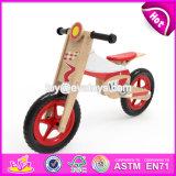 O projeto mais recente meninos Sport Moto Equilíbrio de madeira estilo Toddler Bike para 3-6 anos W16C182