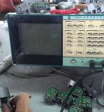 Reino Unido FM+TV+SAT+SAT TV Terminal de toma de corriente eléctrica (SHJ-TWS)