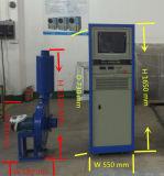 Teste climático de teste combinado vibração da câmara da umidade da temperatura do equipamento de laboratório do parâmetro de controle do Pid