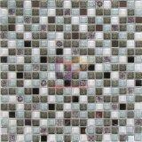 La carta di parete gradice le mattonelle di mosaico di vetro (CSR078)