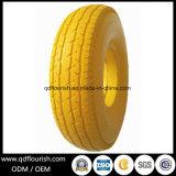Gomma solida rotella della gomma piuma dell'unità di elaborazione da 3.50-5 pollici per il carrello del carrello