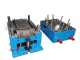O plástico do molde do caixote de frutas e vegetais em plástico Crate Molde (HY170)