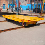 무겁 의무 Cargo Transportation를 위한 물자 Handling Rail Flat Vehicle