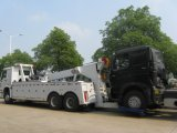 Sinotruk HOWO 6X4 10 Wheeler Road Camión grúa camión de remolque de camiones de recuperación