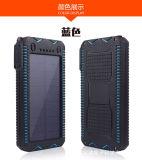 venta al por mayor móvil solar de la potencia de la batería de la potencia del teléfono celular 10000mAh