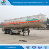 중동 시장을%s 반 Adr 증명서 알루미늄 합금 탱크 트레일러