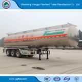 3개의 차축을%s 가진 반 Adr 증명서 Customed 기름 수송 알루미늄 합금 탱크 트레일러