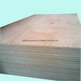 Colagem do núcleo E1 do Poplar da classe da madeira compensada BB/CC do pinho