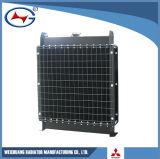 Radiador de aluminio de Genset del radiador de la base del radiador de cobre S4s-Dt-1