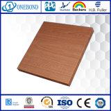 Het houten Comité van de Honingraat van het Aluminium van de Korrel