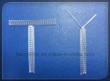 Fibra crua de Polypropyplene em vez da fibra de aço para o edifício