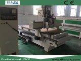 Grupo la fabricación de muebles de la máquina de grabado CNC