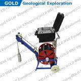 Appareil-photo tournant électrique d'inspection de forage de 360 degrés, appareil-photo de puits d'eau et télévision de Downhole