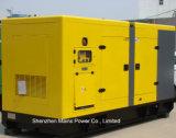 300 kVA 240kw Taux d'attente UK Groupe électrogène Diesel silencieux du moteur