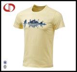 Custom высокое качество печати Mens T рубашки с круглой горловины