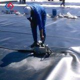 防水単一の側面または二重側面の織り目加工のHDPE Geomembrane
