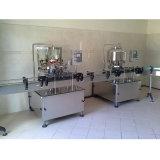 Fábrica que fabrica la máquina en botella automática del agua chispeante