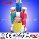 1kv PVC 케이블, 세륨 증명서를 가진 PVC 고압선