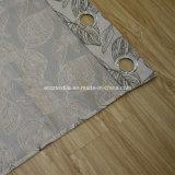 Typcial Kreis-Entwurfs-ähnlicher Polyester-Leinenvorhang 100%