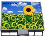 P6 HD polychrome DEL extérieure annonçant l'écran de visualisation