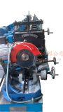 Rodillo doblado frío del canal del labio del soporte de energía solar Z que forma haciendo suizo de la máquina